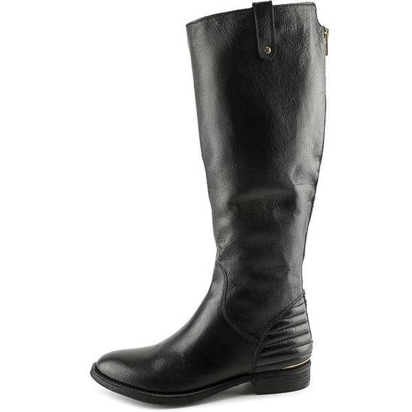 94b816ff286 Steve Madden♥️NEW♥️Arries wide calf black size 10